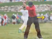 高尔夫球技术动作视频