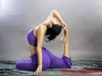 最简单的五式减肥瑜伽