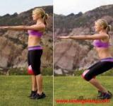 六组动作使你减肥塑身