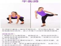 塑臀瘦腿,6个动作彻底改变你的下半身!