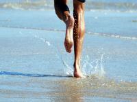沙滩上奔跑的5个好处