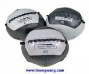 体能训练器材非弹力药球以及训练方法