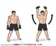 快速简单有效的增肌训练方法