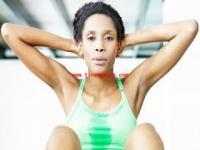 性感女人坚持运动的10个理由