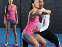 打造完美臀部的八个动作