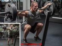 健身增肌最有效的七个动作