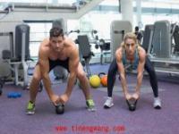 4分钟的减肥:高强度间歇训练