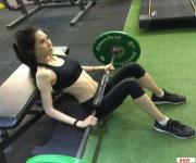 臀肌训练两招打造摇摆电臀